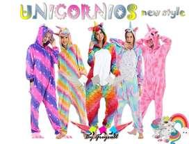unicornios NUEVOS ESTILOS onesie pijama kigurumi enterizo ByGreyvall