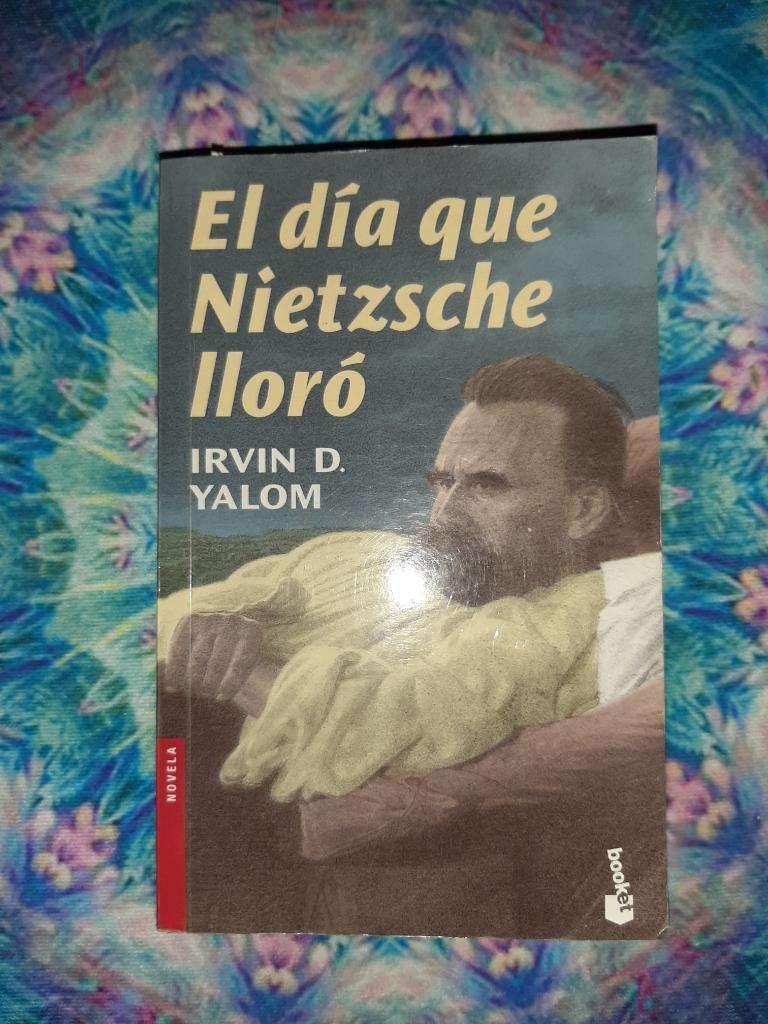 Libro El Dia Que Nietzsche Lloro 0