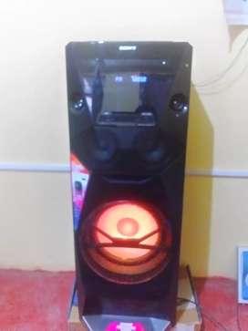 Equipo sony 1440 RMS BLUETHOOT DJ