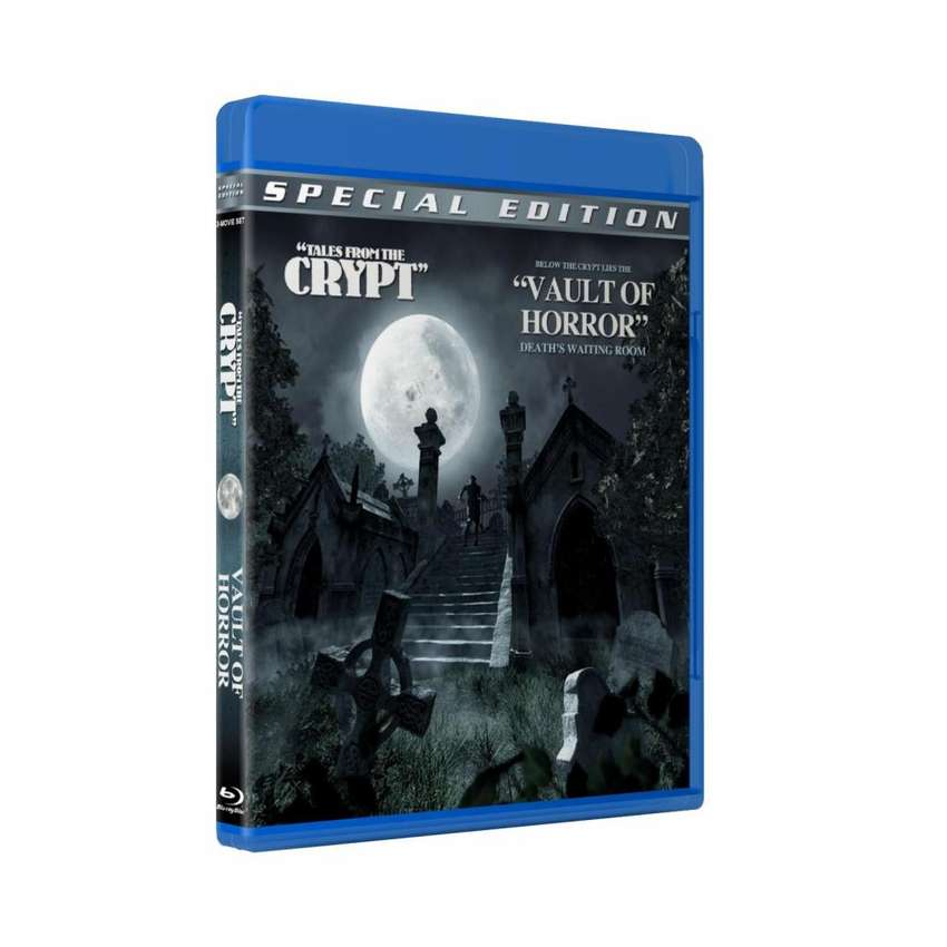 Tales From The Crypt Vault Of Horror - Bluray Latino/ingles 0