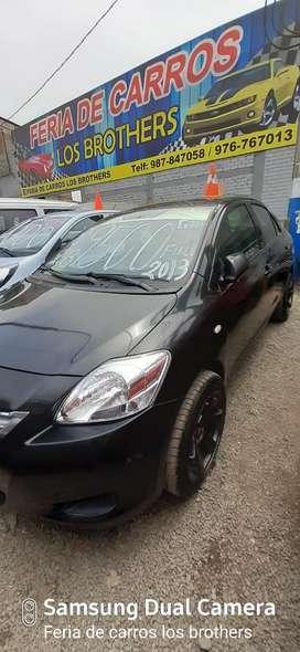 Toyota Yaris 2013 Dual Gnv