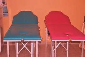 se venden camillas portatiles 290.000 TIPO MALETA