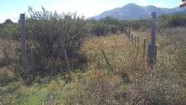 Vendo terreno esquina de 1000m en Capilla del Monte