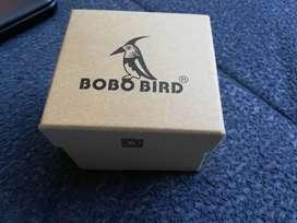 Reloj automatico Bobo Bird echo en bambú.