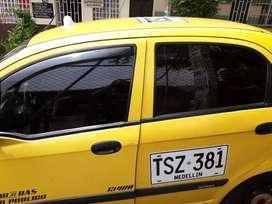 Polarizados promoción para taxi