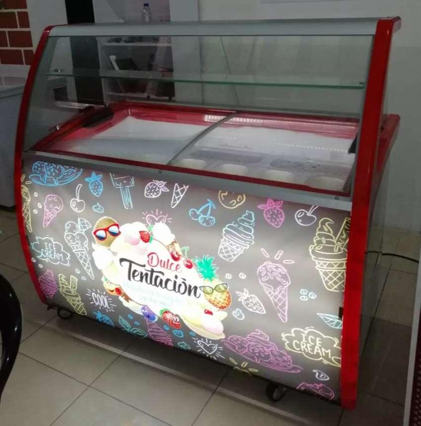 Venta de heladera, precio negociable 0