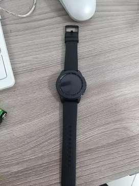 SMARTWATCH BARATO Galaxy watch 42 mm excelente estado negro