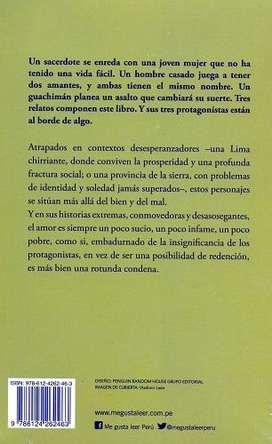 El Guachimán Y Otras Historias, LUIS NIETO DEGREGORI