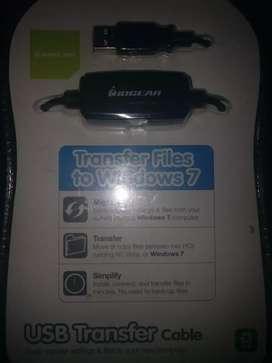 Cable USB de trasferencia de datos