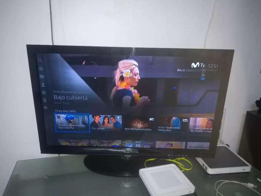Vendo tv Smart 32 pulgadas marca simpl