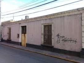 Se vende propiedad como terreno, centro histórico de Arequipa