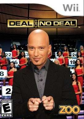 juego wii DEAL OF NO DEAL