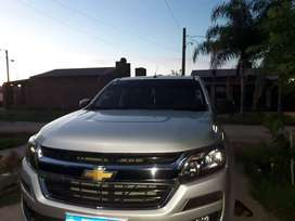 chevrolet s10 2.8 td 4x2ls tipo pick-up cabina doble
