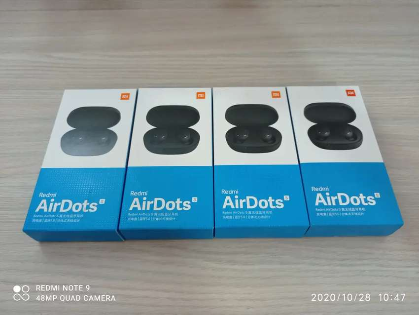 Auriculares Xiaomi Redmi AirDots S 0