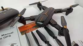 Drone GPS Visuo Xs812 Con Camara 4K Nuevo