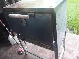 Vendo horno 6 moldes