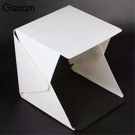 Caja estudio fotografía para objetos