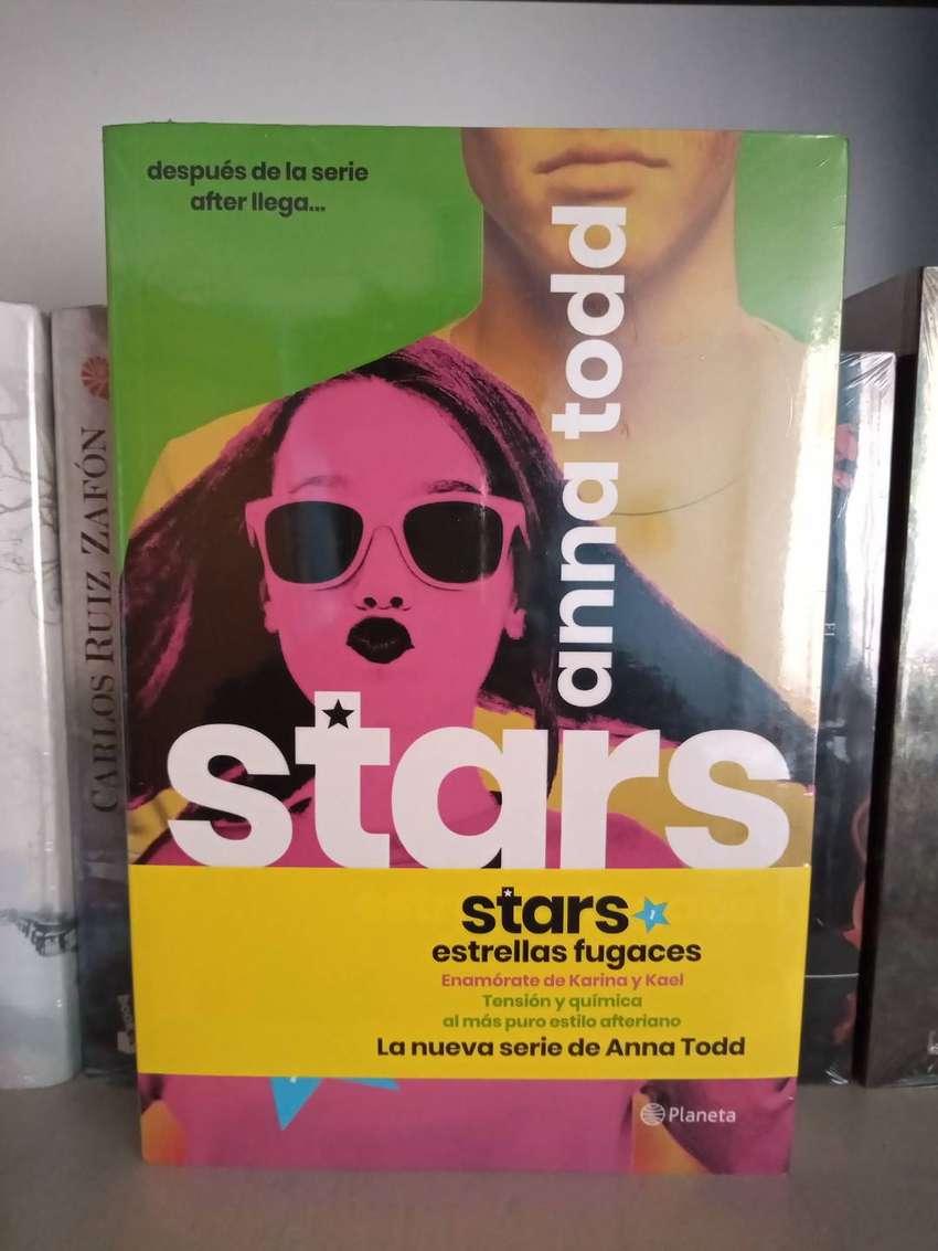 Stars Estrellas fugaces Anna Todd Libro