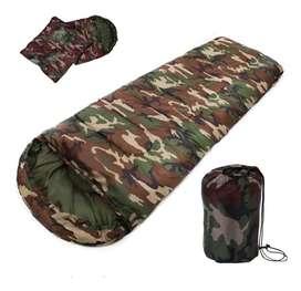 Sleeping Bag Importado Para Camping Aventura Bolsa Dormir