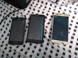 Vendo celulares para repuestos o reparación