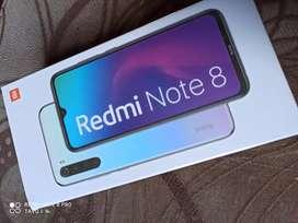 Xiaomi Note 8 4/64gb CAJA SELLADA