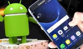 Actualizacion Android Nougat 7.0 Oficial Samsung S7,S7 Edge,S6,S6 Edge,S6 Edge Plus,Note 5