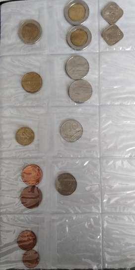 Monedas Coleccion coins coleccionista