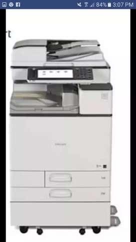 vendo fotocopiadora ricotch