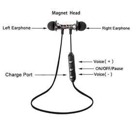 audifonos bluetooth imantados