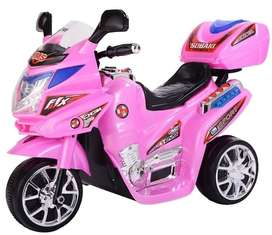 Moto carro recargable electrica infantil
