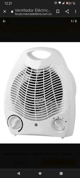 Ventilador calefacción