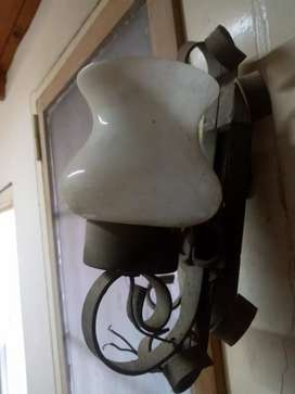 Farol hierro forjado interior
