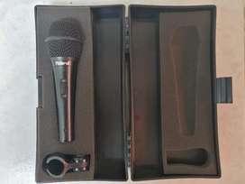 Micrófono de mano Roland dr20 americano original dinámico hipercardioide