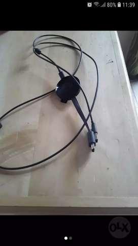 Cable dhmi
