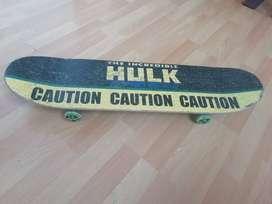 TABLA HULK