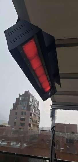 Calentadores de Ambiente para exteriores