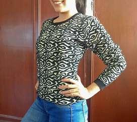 Suéter Mujer Caliente Misska, FashionXXI