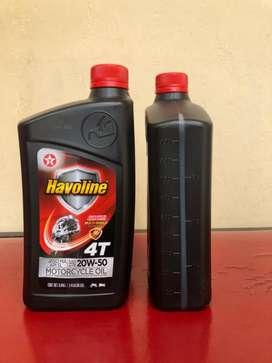 Aceite Havoline