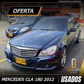 MERCEDES BENZ CLA 180 2012