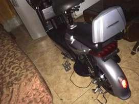 Vendo una moto eléctrica por motivos de que tengo Otra moto