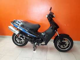 Vdo impecable motomel blitz tuning