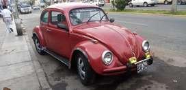 Vendo Volkswagen escarabajo del 63