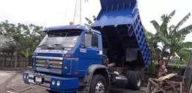 Volqueta volkswagen