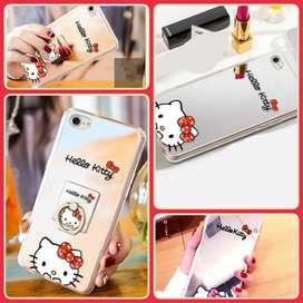 Carcasa Samsung/ IPhone Hello Kitty