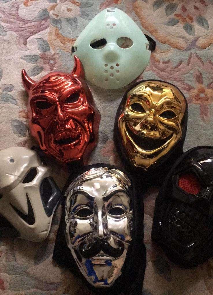 Mascaras para Disfraz 0