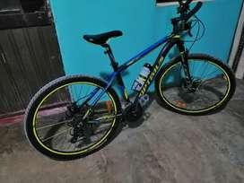 Bicicleta optimus sirius 29