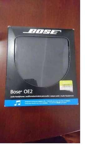 Audifonos Bose oe 2