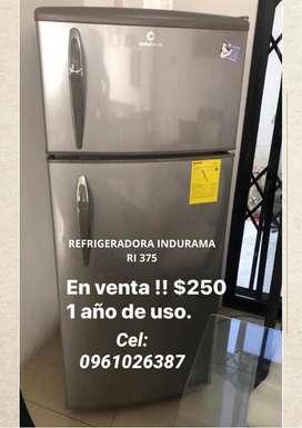 REFRIGERADORA INDURAMA RI 375