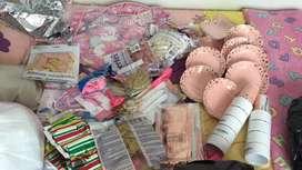 Kit de decoración para baby shower de niña
