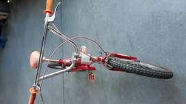 Bicicleta de Niño Rodado 20 Bmx